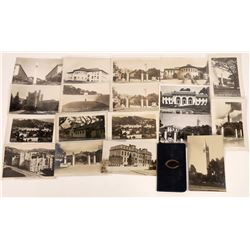 University of California Real Photo Postcards & 1930 Freshman Handbook  [129102]