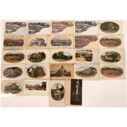 University of California Vintage Postcard Collection  [128525]