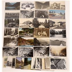 Butte County Real Photo Postcard Collection  [128406]