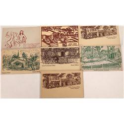Carmel Art Postcards  [128563]