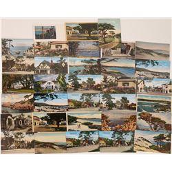 Carmel Color Postcard Collection  [129094]