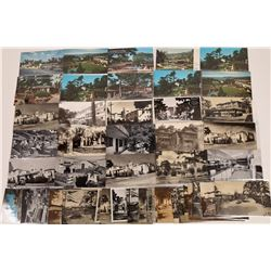 Carmel Hotels Postcard Collection  [129101]