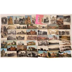 Mission San Carlos Del Carmelo Postcard Collection  [129092]