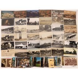 Contra Costa County Postcard Collection  [128545]
