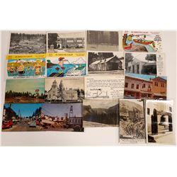 El Dorado County Postcard Collection  [128405]
