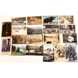 Fresno County Postcards  [128403]