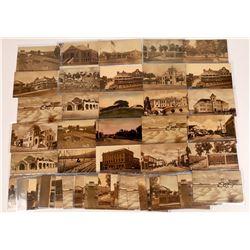 Hayward Amber Tint Real Photo Postcard Collection  [128349]