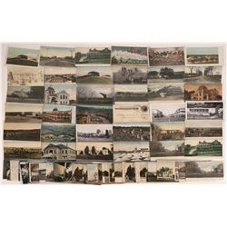 Hayward Real Photo and Chromo Postcard Collection  [128346]