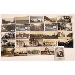 Hayward Real Photo Postcard Collection  [128342]