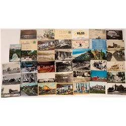 Los Angeles Area Postcard Collection  [128392]