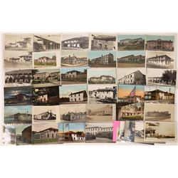Historic Buildings of Monterey Postcard Collection  [129098]