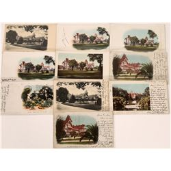 Hotel Del Monte Private Mailing Card Collection  [129091]