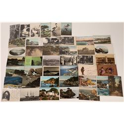 Monterey Scenic Postcard Collection  [128565]