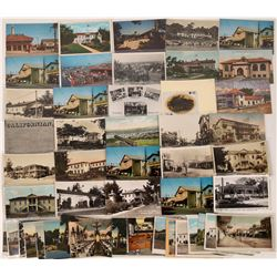 Montery Town Postcard Collection  [129099]