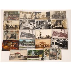 Napa Area Postcard Collection  [128387]