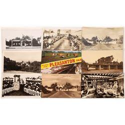 Pleasanton Real Photo Postcard Collection  [128549]