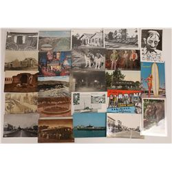 San Diego & Orange County Postcard Collection  [128395]