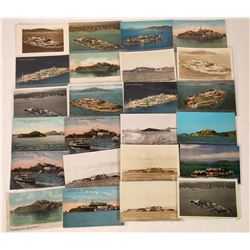 Alcatraz Island San Francisco Postcard Collection  [124774]
