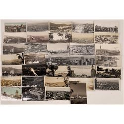 Birds Eye View Postcards of San Francisco  [124755]