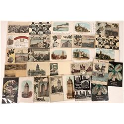 Early San Francisco Postcard Collection  [124770]