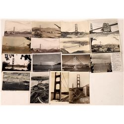 Golden Gate Bridge Postcard Collection  [124778]