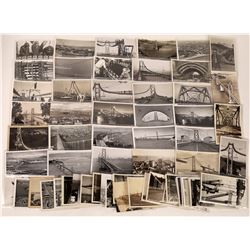 San Francisco Bay Bridge Postcard Collection  [124777]