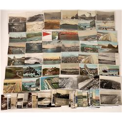 San Francisco Beaches and Harbor Postcard Collection  [124773]