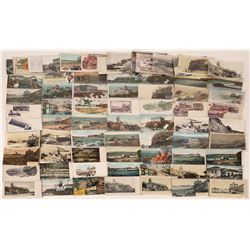 San Francisco Cliff House and Sutro Baths Postcard Collection  [124776]