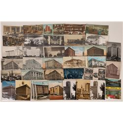San Francisco Hotel Post Cards  [124752]