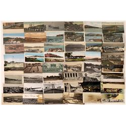San Francisco Military Related Postcard Collection   [124768]