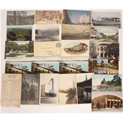 Bay Area Real Photo Postcard Collection  [128385]