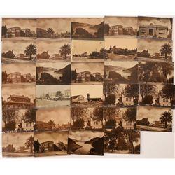 San Leandro Amber Postcard Collection  [128562]
