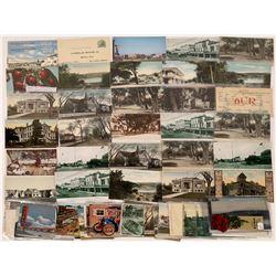 San Leandro Postcard Collection  [128560]