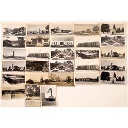 San Leandro Real Photo Postcard Collection  [128561]