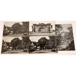 San Lorenzo Real Photo Postcard Group  [128554]