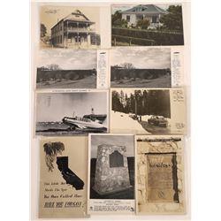 Stanislaus County Postcards  [128402]