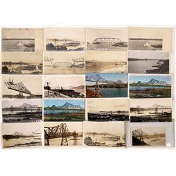 Carquinez Bridge Postcard Collection  [128547]