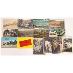 Modoc, Shasta & Trinity County Postcard Collection  [128399]