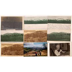 Mt. Diablo Real Photo Postcard Collection  [128557]