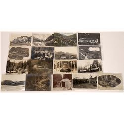 Mt. Shasta Real Photo Postcard Collection  [128533]