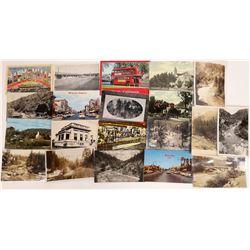 Yuba & Yolo County Postcard Collection  [128393]
