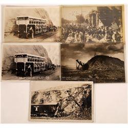 Nevada Real Photo Postcards  [128359]