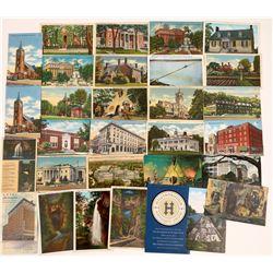 Virginia, Pennsylvania and  West Virginia Postcard Collection  [128357]