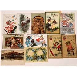 Art Postcards  [128354]