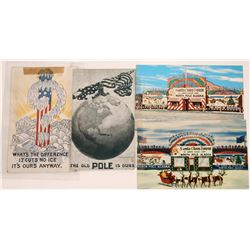 North Pole Postcards  [128367]