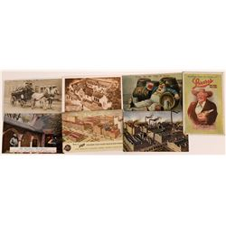 Postcards of Beer  [128365]