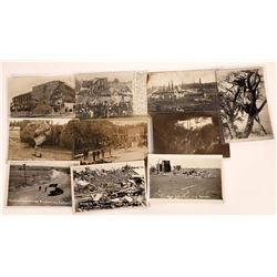 Real Photo Postcards of Disasters  [128360]
