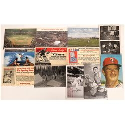 Sports Related Postcards  [128372]
