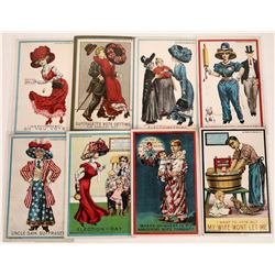 Suffragette Postcard Series by Dunston-Weiler Lithograph Co.  [122379]