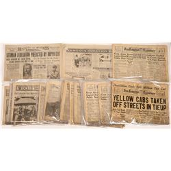 Historic Newspapers (16)  [127806]